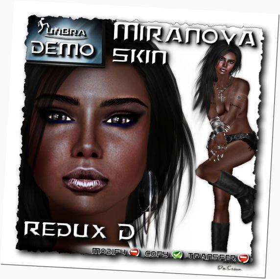 Sell Skin Miranova redux D